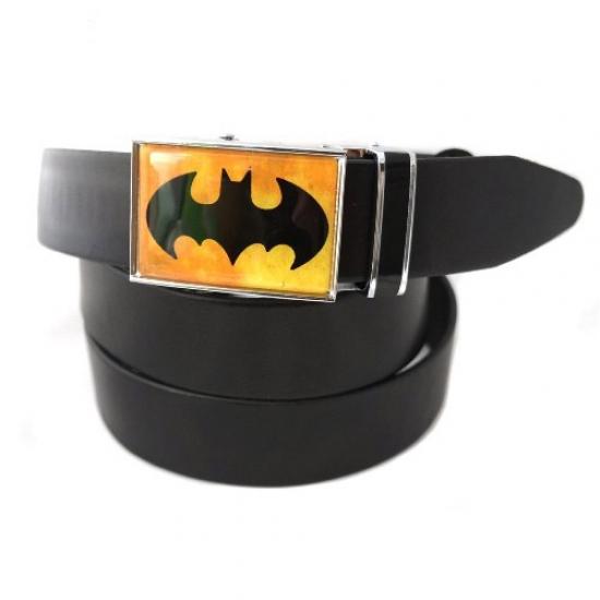Фото - Ремень Бетмен черный купить в киеве на подарок, цена, отзывы
