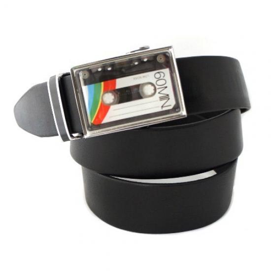 Фото - Ремень Кассета черный купить в киеве на подарок, цена, отзывы