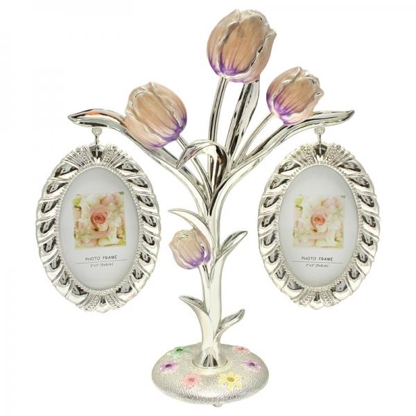 Фото - Родовое дерево на 2 фотографии Тюльпаны купить в киеве на подарок, цена, отзывы