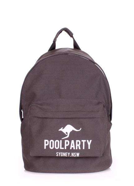 Фото - Рюкзак Kangaroo Grey купить в киеве на подарок, цена, отзывы
