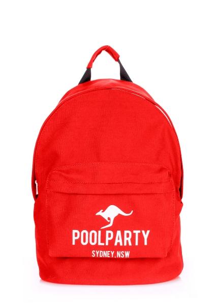 Фото - Рюкзак Kangaroo Red купить в киеве на подарок, цена, отзывы