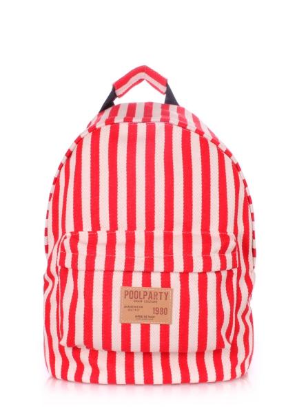 Фото - Рюкзак Navy Red  купить в киеве на подарок, цена, отзывы