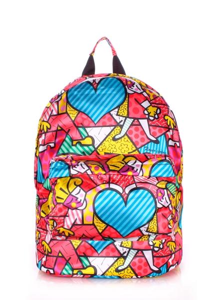 Фото - Рюкзак Red Blossom купить в киеве на подарок, цена, отзывы
