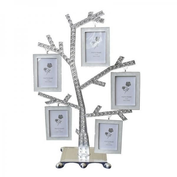 Фото - Семейное дерево с фоторамки на 5 фото купить в киеве на подарок, цена, отзывы