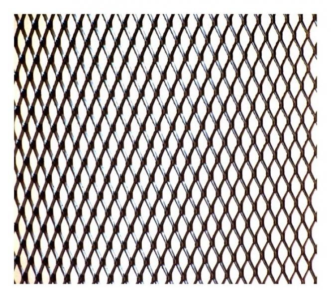 Фото - Сетка декоративная алюминиевая 7мм х10мм. купить в киеве на подарок, цена, отзывы