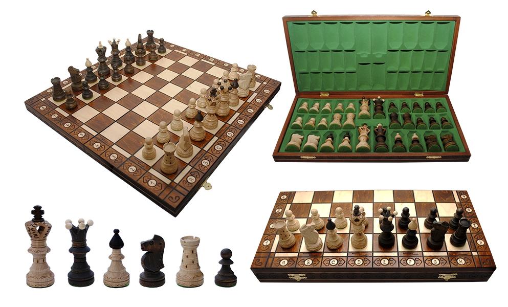 Фото - Шахматы AMBASADOR купить в киеве на подарок, цена, отзывы