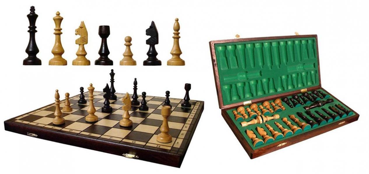 Фото - Шахматы CLUB  купить в киеве на подарок, цена, отзывы
