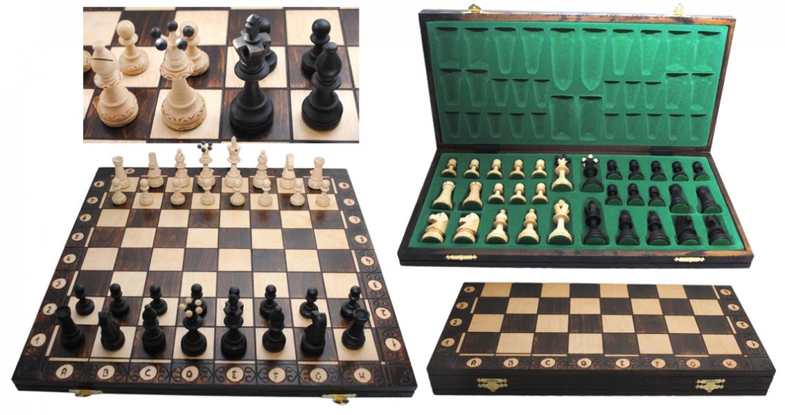 Фото - Шахматы CONSUL купить в киеве на подарок, цена, отзывы