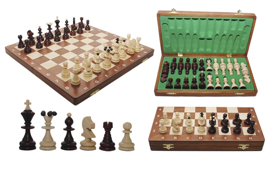 Фото - Шахматы GALICJA intarsia  купить в киеве на подарок, цена, отзывы