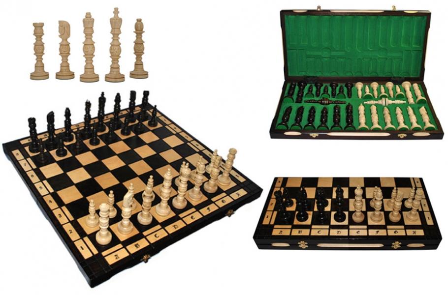 Фото - Шахматы Galant купить в киеве на подарок, цена, отзывы