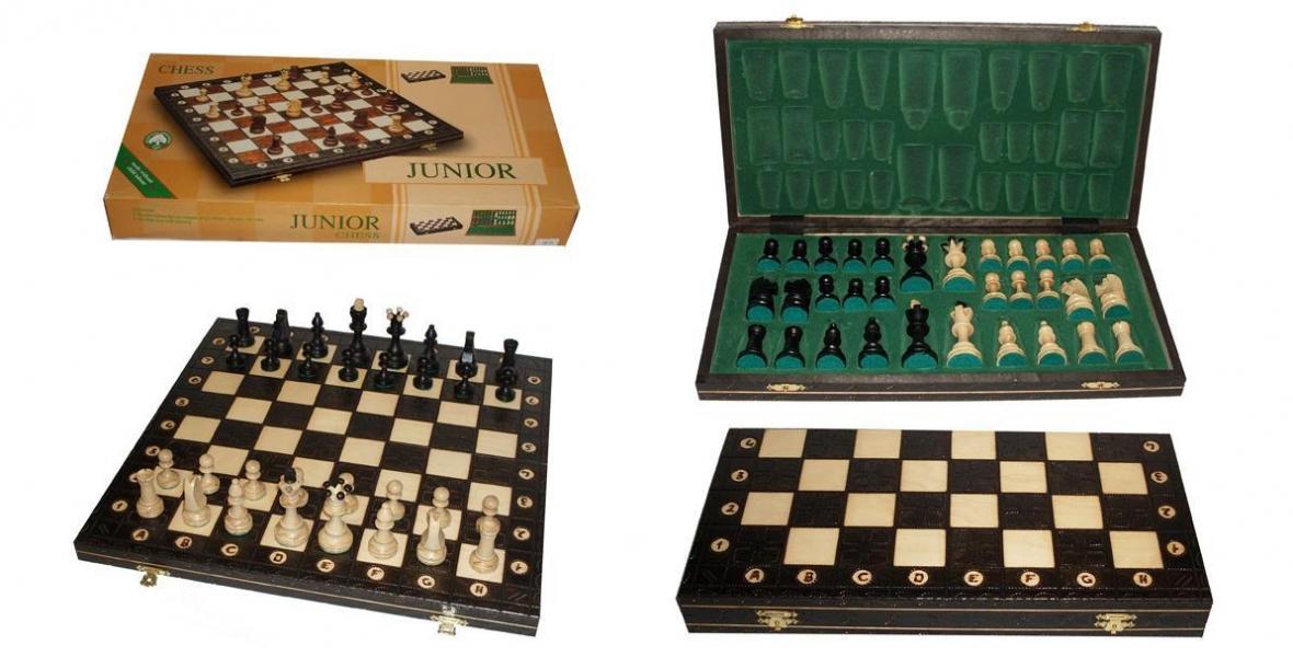 Фото - Шахматы Junior купить в киеве на подарок, цена, отзывы