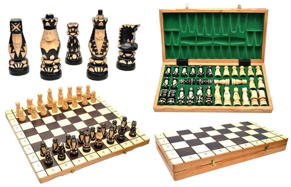 Фото - Шахматы POP  купить в киеве на подарок, цена, отзывы