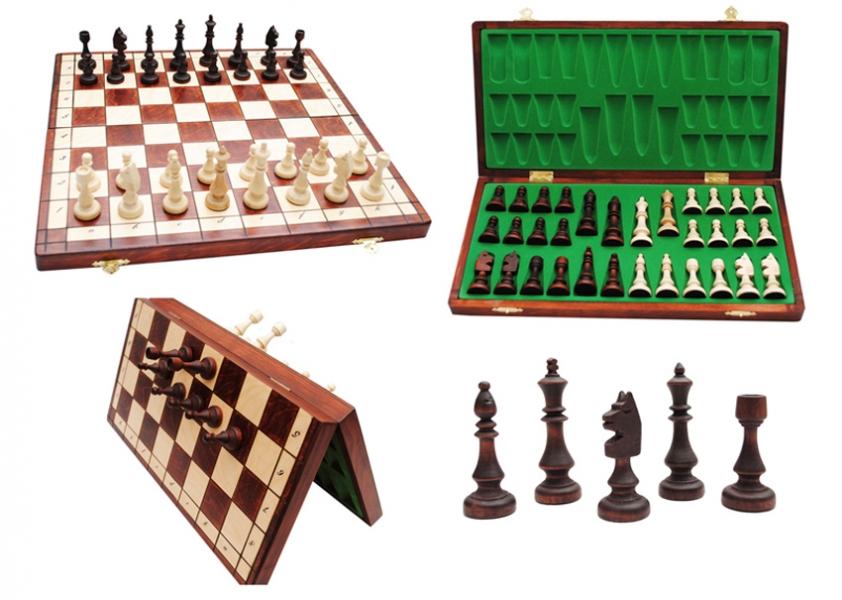 Фото - Шахматы магнитные CLUB  купить в киеве на подарок, цена, отзывы