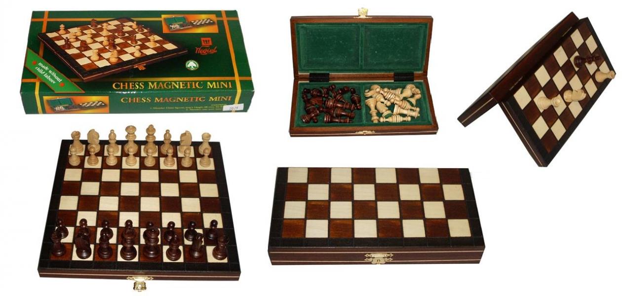 Фото - Шахматы магнитные малые купить в киеве на подарок, цена, отзывы