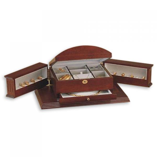 Фото - Шкатулка-комод деревянная коричневая купить в киеве на подарок, цена, отзывы