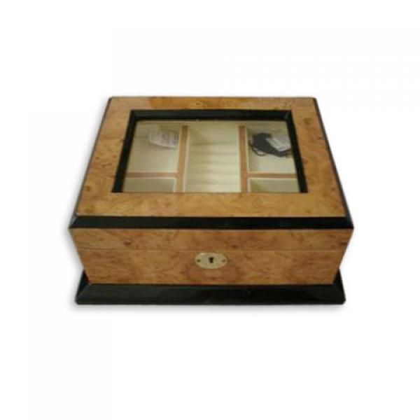 Фото - Шкатулка деревянная светло коричневая купить в киеве на подарок, цена, отзывы