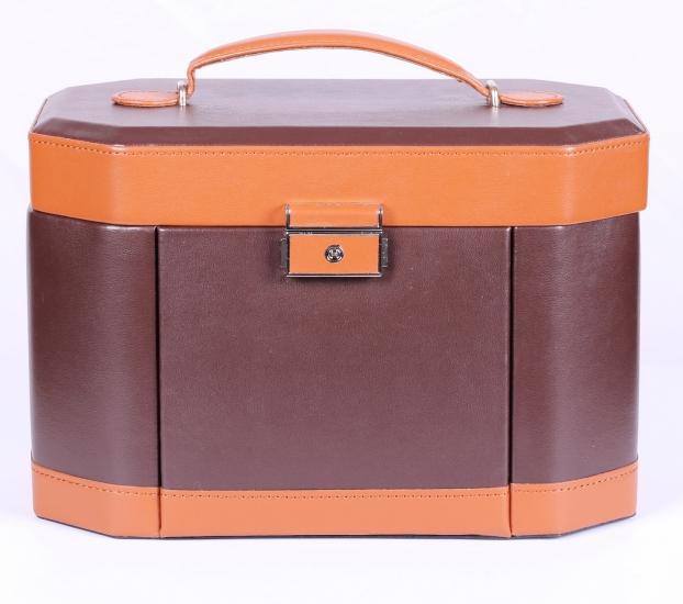 Фото - Шкатулка для украшений коричневая изящная купить в киеве на подарок, цена, отзывы