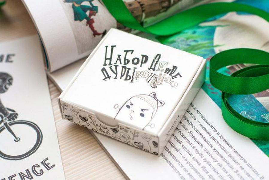 Фото - Шоколадный мини-набор Набор депресивной дуры купить в киеве на подарок, цена, отзывы