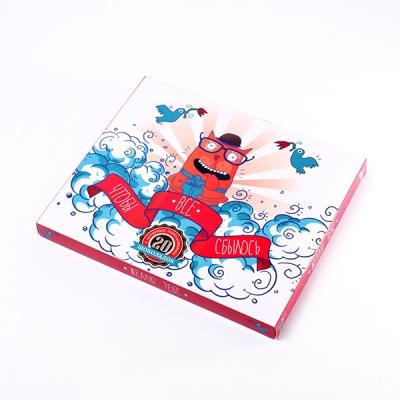 Фото - Шоколадный набор Чтоб все сбылось XL купить в киеве на подарок, цена, отзывы