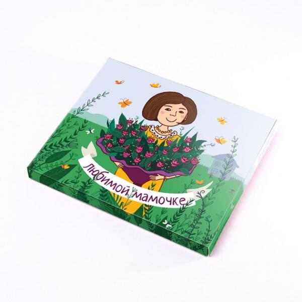Фото - Шоколадный набор Для Мамочки XL купить в киеве на подарок, цена, отзывы