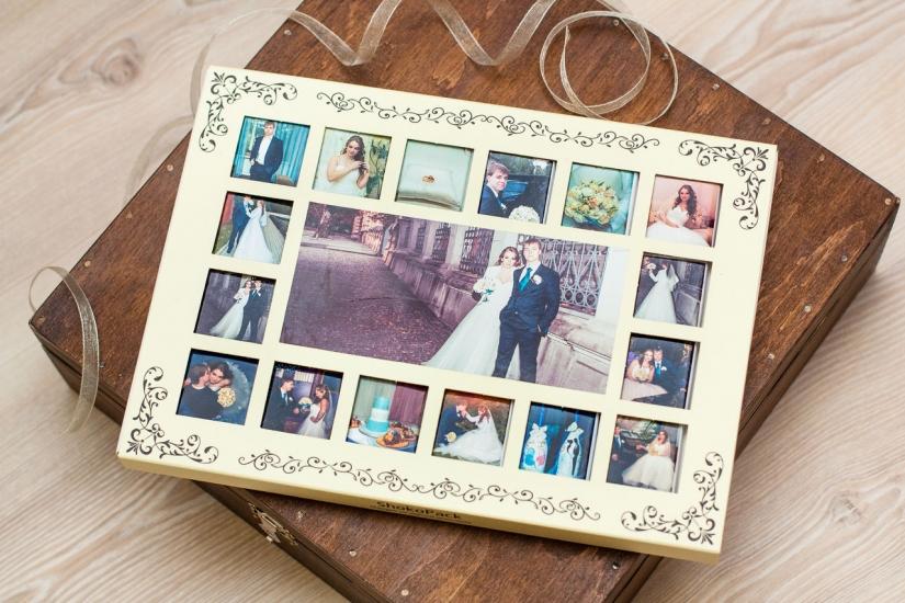 Фото - Шоколадный набор С ВАШИМ ФОТО купить в киеве на подарок, цена, отзывы