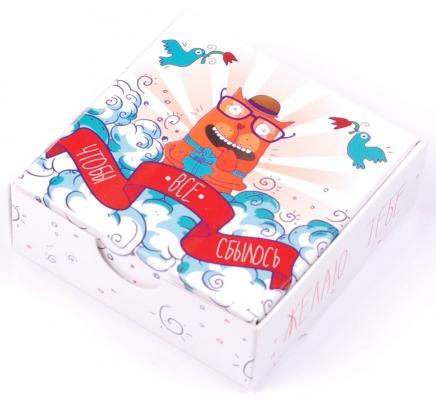 Фото - Шоколадный набор Пожелания купить в киеве на подарок, цена, отзывы