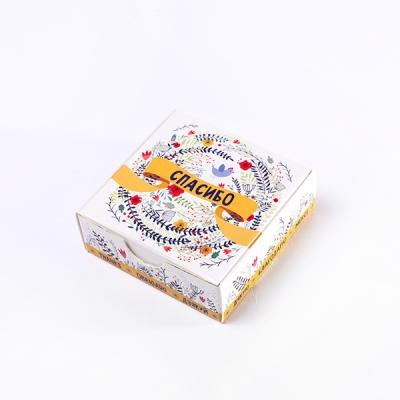 Фото - Шоколадный набор Спасибо  купить в киеве на подарок, цена, отзывы