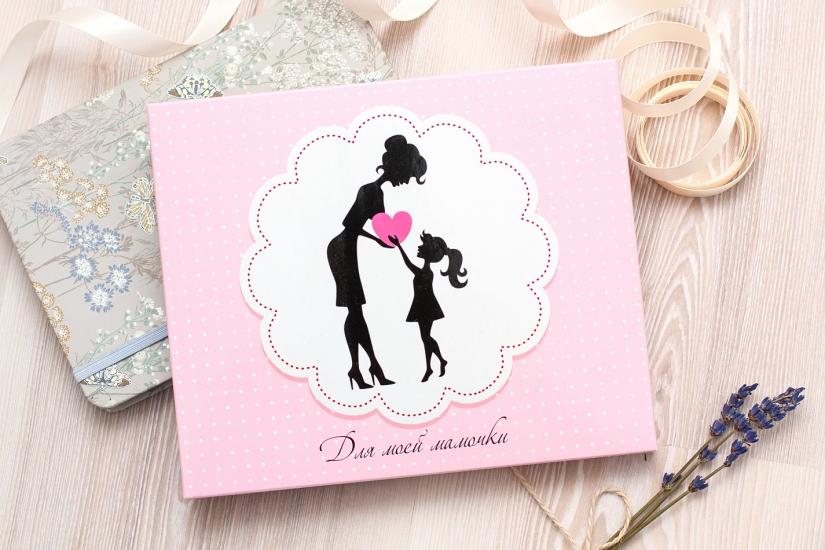 Фото - Шоколадный набор XL Для моей мамочки купить в киеве на подарок, цена, отзывы