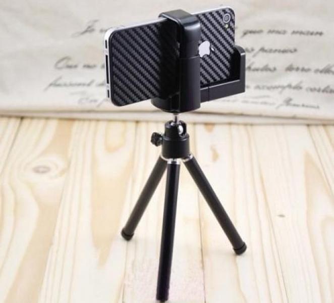 Фото - Штатив для фото и видео на смартфонах купить в киеве на подарок, цена, отзывы