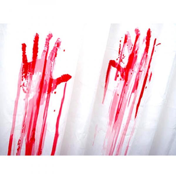 Фото - Шторка для ванной Фильм ужасов купить в киеве на подарок, цена, отзывы