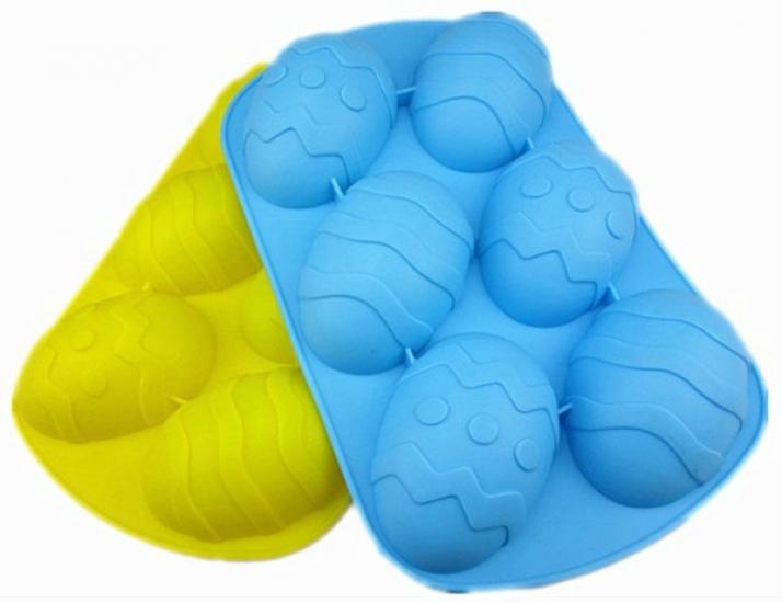 Фото - Силиконовые формы Лист на 6 яиц купить в киеве на подарок, цена, отзывы