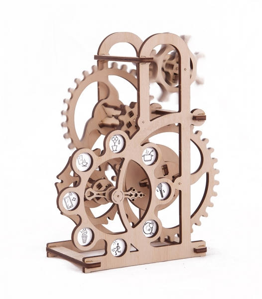 Фото - Силомер механический пазл купить в киеве на подарок, цена, отзывы