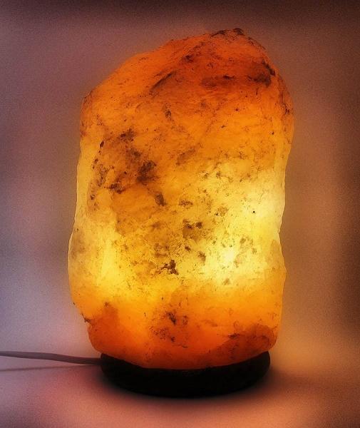 Фото - Соляная лампа (1-3 кг) купить в киеве на подарок, цена, отзывы