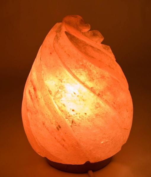 Фото - Соляная лампа Капля (23 х13 см) купить в киеве на подарок, цена, отзывы