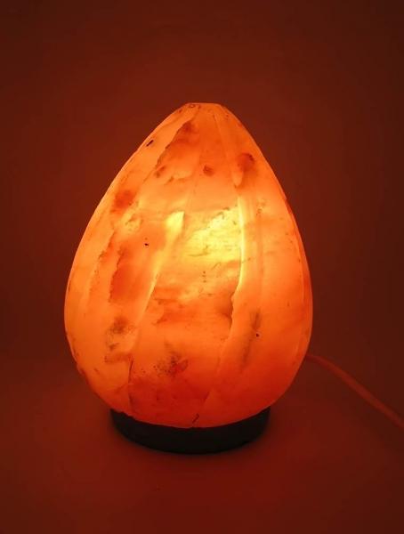 Фото - Соляная лампа Пламя (12 х 17 см) купить в киеве на подарок, цена, отзывы