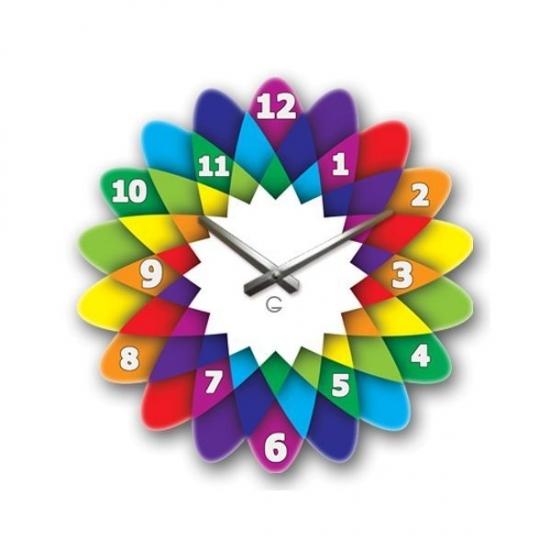 Фото - Современные настенные часы Kaleidoscope купить в киеве на подарок, цена, отзывы