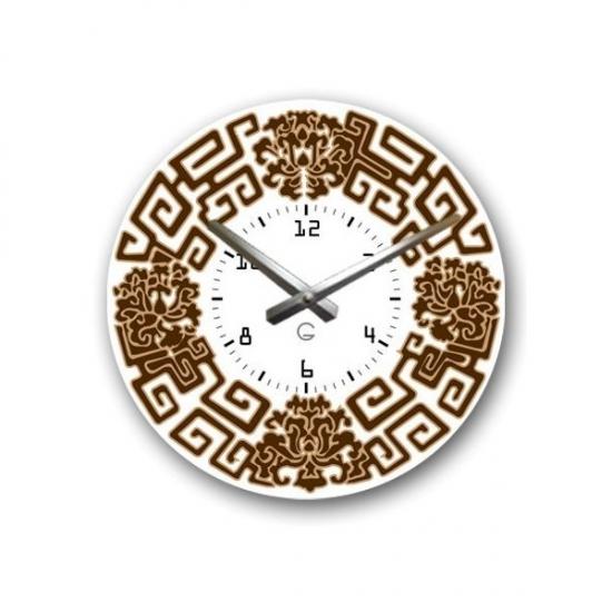 Фото - Современные настенные часы Ornament купить в киеве на подарок, цена, отзывы