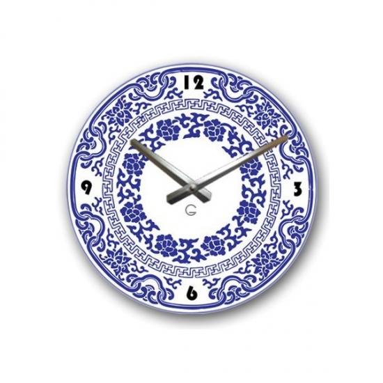Фото - Современные настенные часы  Pattern купить в киеве на подарок, цена, отзывы