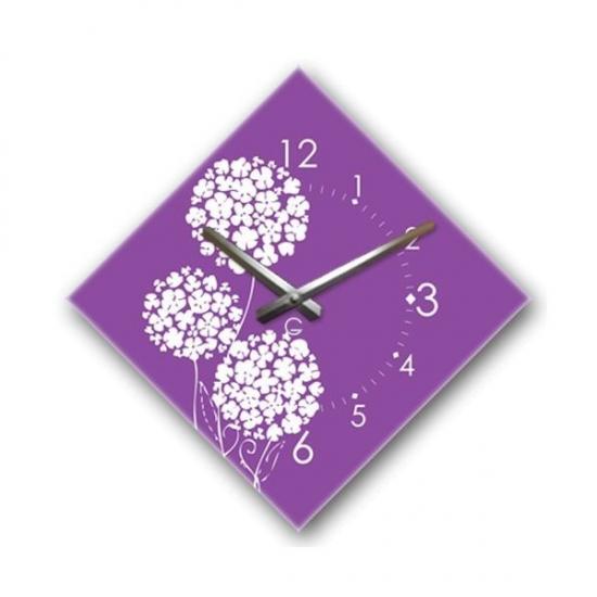 Фото - Современные настенные часы  Violet купить в киеве на подарок, цена, отзывы
