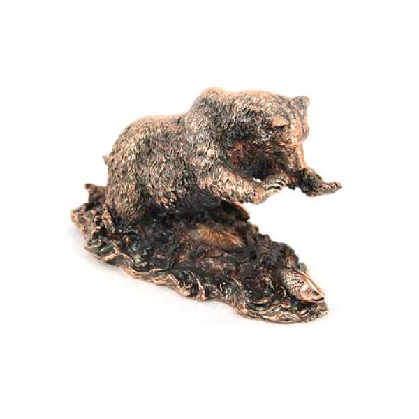 Фото - Статуэтка  медведь купить в киеве на подарок, цена, отзывы