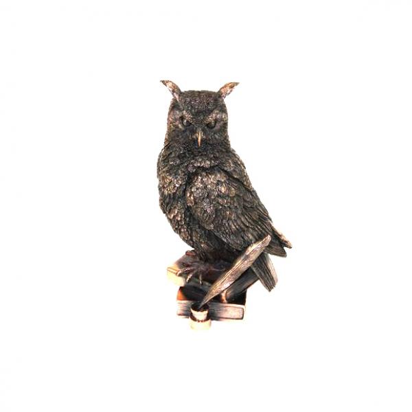 Фото - Статуэтка  сова на книге купить в киеве на подарок, цена, отзывы