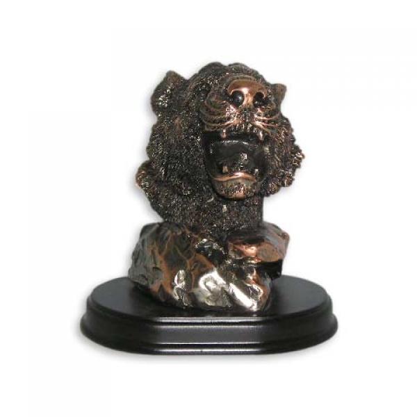 Фото - Статуэтка голова тигра купить в киеве на подарок, цена, отзывы