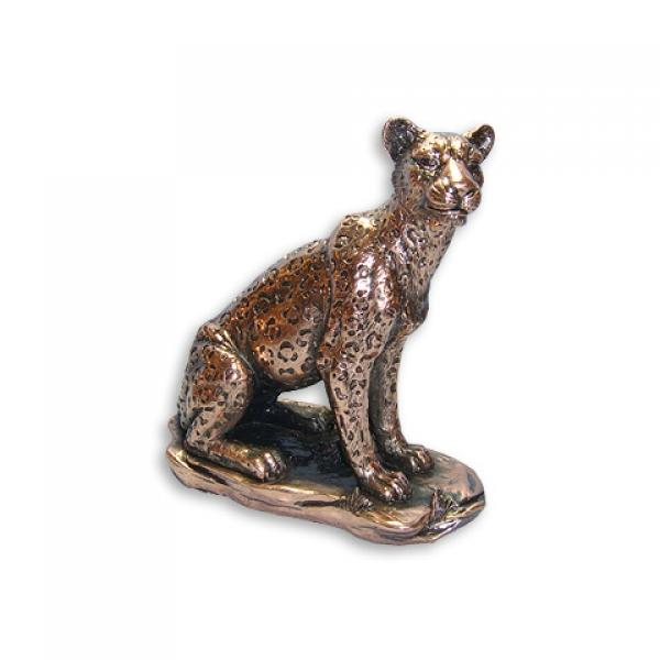 Фото - Статуэтка леопард купить в киеве на подарок, цена, отзывы