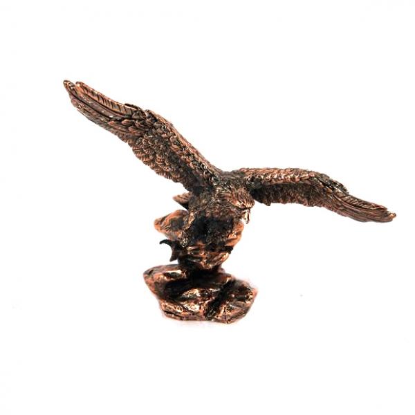 Фото - Статуэтка орел с расправленнымы крыльями купить в киеве на подарок, цена, отзывы