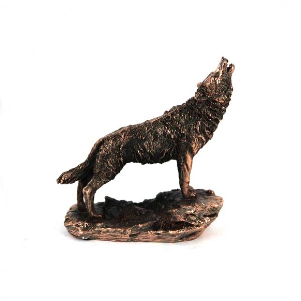 Фото - Статуэтка волк купить в киеве на подарок, цена, отзывы