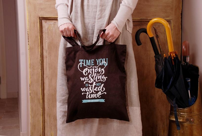 Фото - Сумка - Time you enjoy купить в киеве на подарок, цена, отзывы