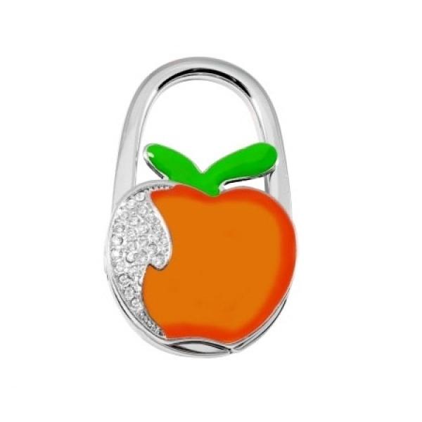 Фото - Сумкодержатель  яблоко золотое  купить в киеве на подарок, цена, отзывы