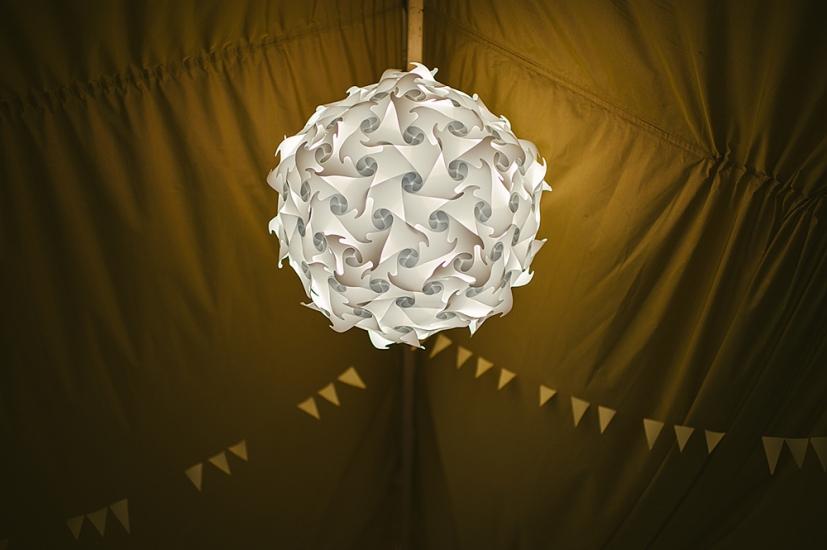 Фото - Светильник-головоломка 120 L купить в киеве на подарок, цена, отзывы