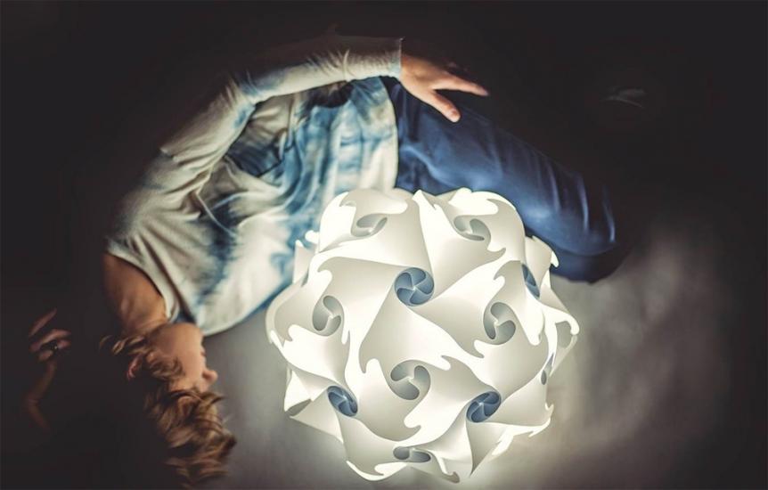Фото - Светильник-головоломка 30 L купить в киеве на подарок, цена, отзывы