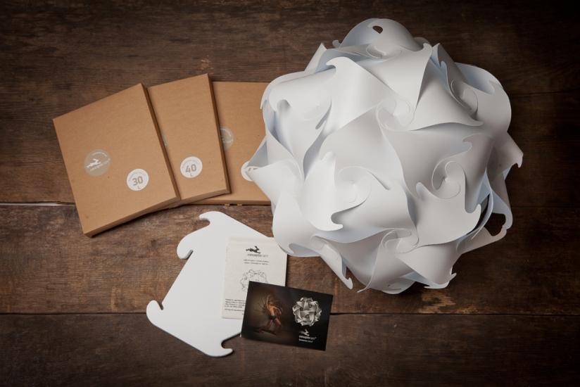 Фото - Светильник-головоломка 30 S купить в киеве на подарок, цена, отзывы